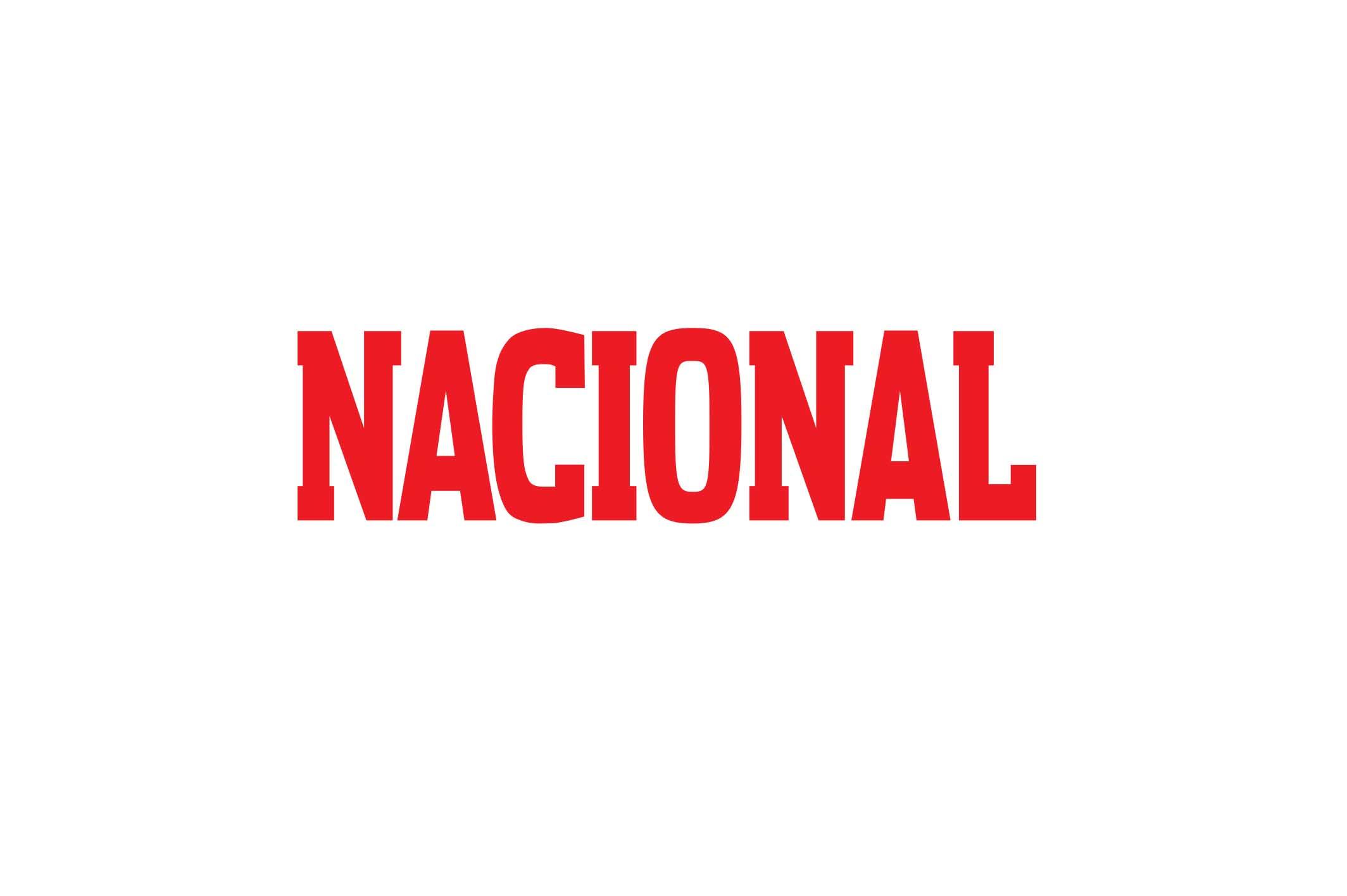 Nacional za slider